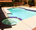 Tustin pool deck resurfacing