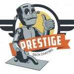 Prestige Deck Coating and Waterproofing logo