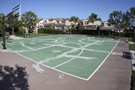 overview <em/>recreational surfaces_basketball court_before