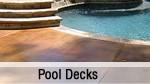 Pool Deck Resurfacing in Irvine After