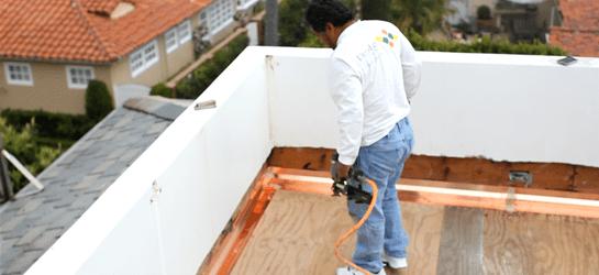 Roof Decks Waterproofing Balcony Coatings Stairway Repair