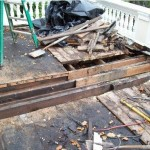Dry Rot | Cypress Ca deck repair