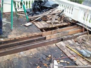 Decadent Deck Repair_before