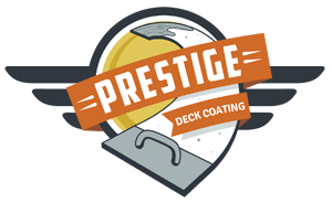 Prestige Decking Out Waterproof Coatings!