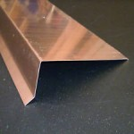 drip edge flashing copper