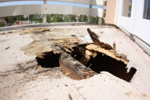 Dry Rot Deck Repair in Orange County Ca