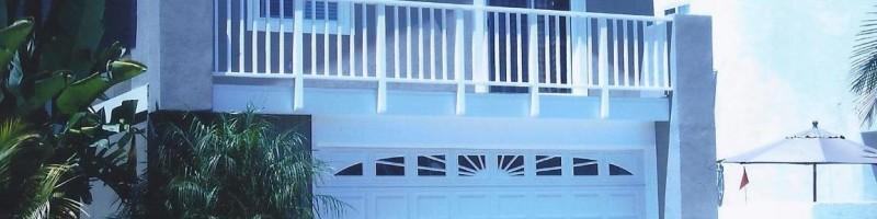 Balcony Deck Roof Repair