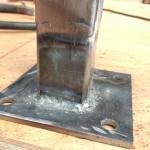 corona del mar roof decks_post welding