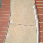commercial Pool Deck Resurfacing_crack