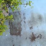 deck paint peeling
