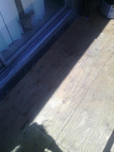 Resurfacing Decks_subfloor