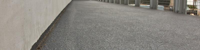 large deck waterproofing