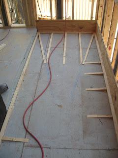 Deck Flashing Repair_sloping