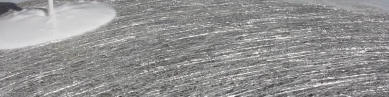 deck fiberglass waterproofing