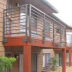 waterproof a leaking balcony deck