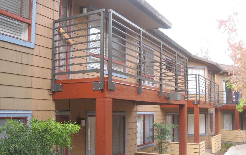 exterior deck waterproofing _ full deck