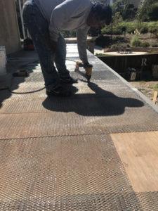 master of deck coating _ lathe