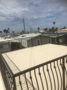 san clemente balcony deck waterproofing