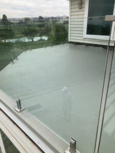 waterproof deck coatings _ golf course